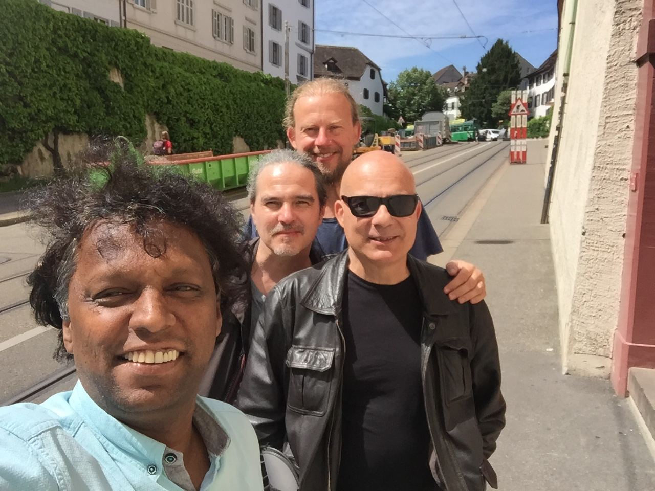 Ahimsa at Basel, 2016